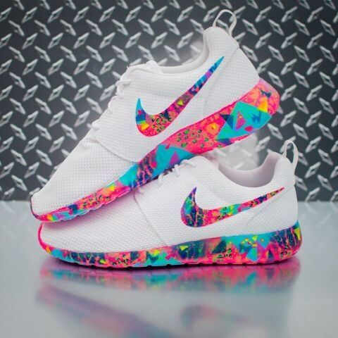 Custom Airbrush Nike roshe run