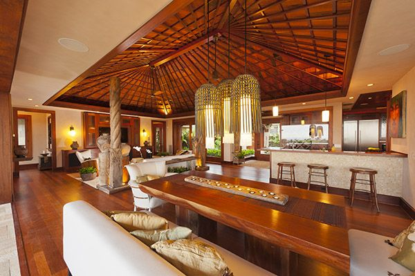 Exquisite Hualalai Resort luxury estate