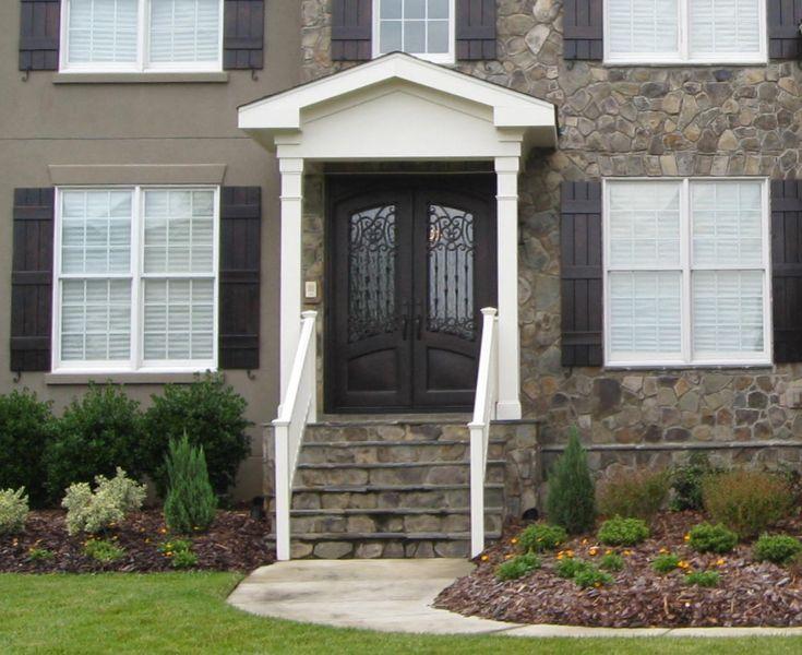 Residential Double Front Doors 29 best front doors images on pinterest | front door design, doors