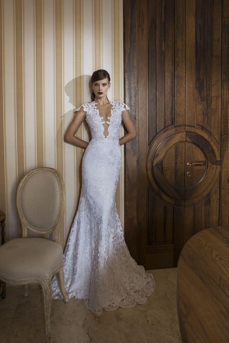 58 best Nurit Hen Endless Love collection wedding gowns