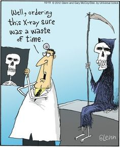 Reaper Humor