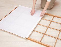 Shōji - japanisch geschrieben sieht das so schmuck aus: 障子 - ist die Bezeichnung für Raumteiler, die charakteristisch für die (Innen-) Architektur...