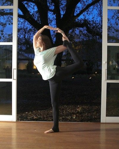 29 Empowering Poses For National Yoga Month (Gorgeous Slideshow)