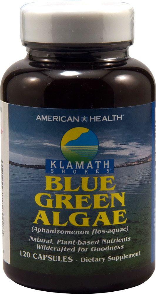 American Health Blue Green Algae