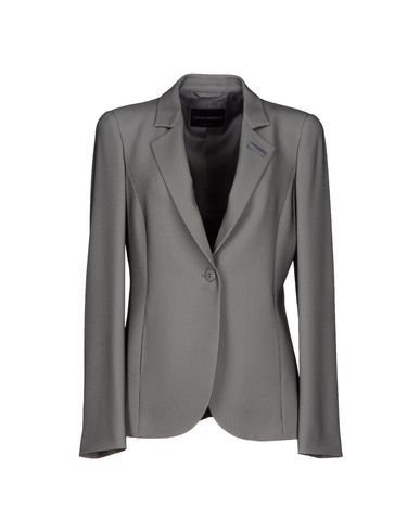 Blazer grigio per pantaloni classici o jeans scuri. Modella bene il busto Grey blazer to be matched with jeans or classic pants. It will shapes the bust