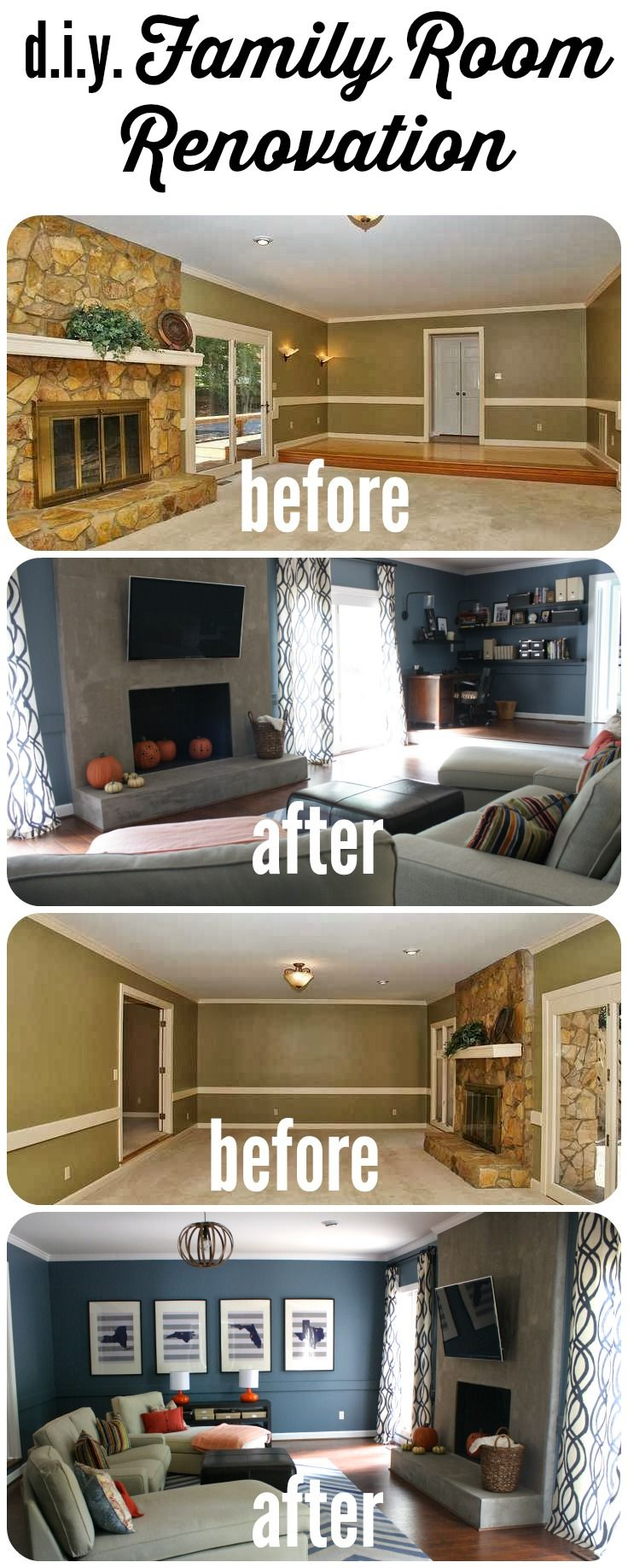 Contemporary Family Room Decorating Ideas Part - 39: Contemporary Family Room By Designer Trapped In A Lawyeru0027s Body !