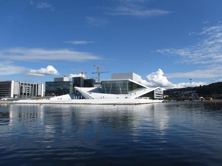 Opera Oslo - Snohetta