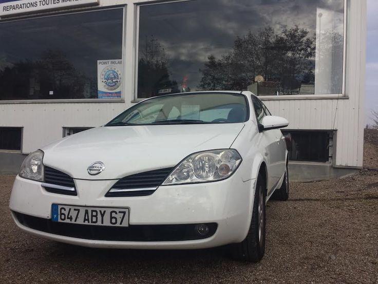 Nissan Primera Occasion - Garage Georges   Illkirch