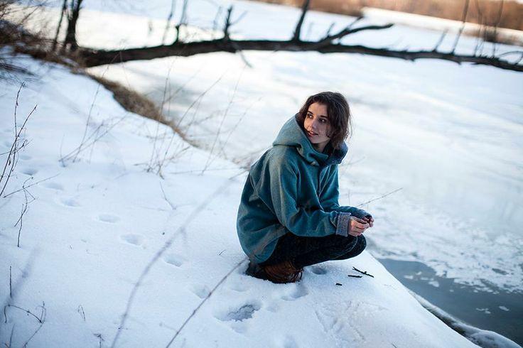 winter sleep /// jumper http://hajde.pl/