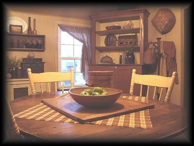 Country farm simples primitive colonial style i for Country farm simples