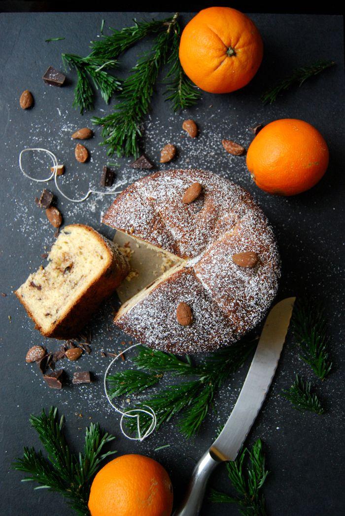 A Christmas Chocolate Orange Panettone ° eat in my kitchenpanettone14