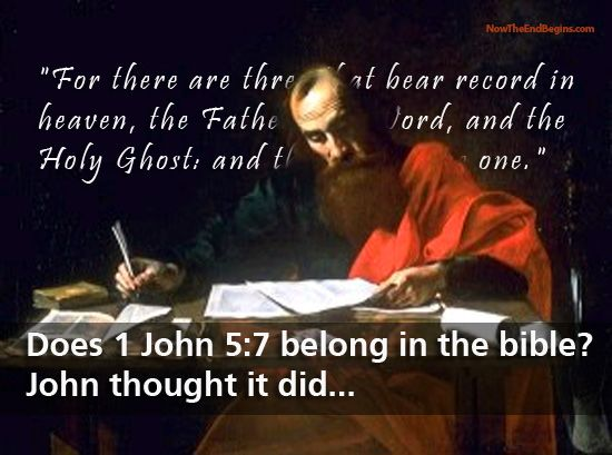 NTEB: 1 John 5:7 and the King James Bible Controversy.. Did you know that new versions of the Bible do in fact corrupt the word of God. Great site here for understanding how even the word is being used to cut our ties with our Lord and Savior. This is a very good site, scripturally based.