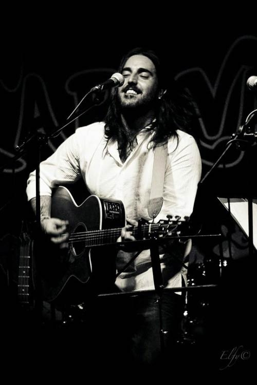 Andrés Suarez - Foto de Musicodromo.com