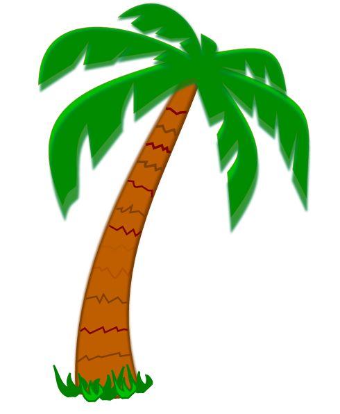 Die besten 25 palmen clip art ideen auf pinterest palmen silhouette palmen druck und - Palmier clipart ...