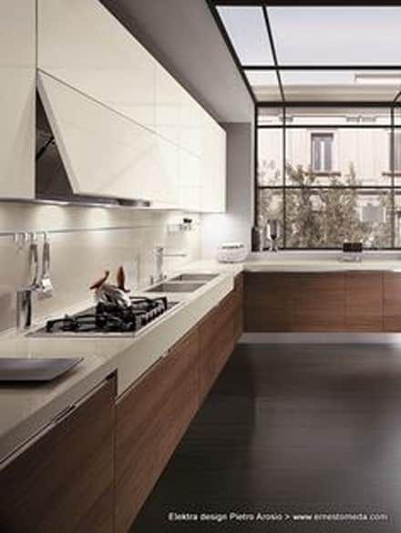 Kitchen Design: Cozinhas modernas por NoPlaceLikeHome ®