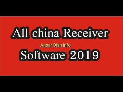 ALL CHINA RECEIVER NEW POWER VU SOFTWARE 2019 | star look in