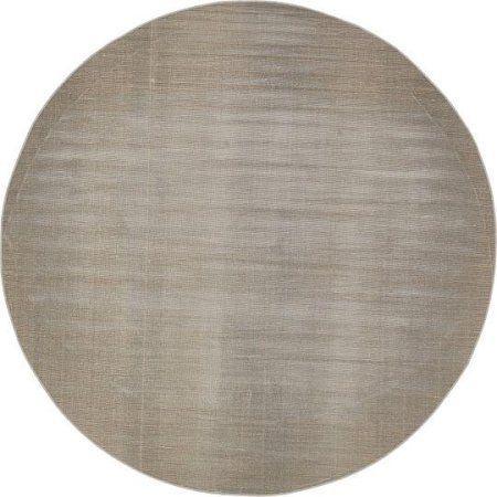 Unique Loom Tribeca Solid Rug, Gray