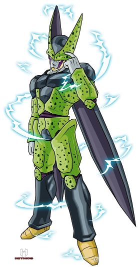 DBZ - Cell (Super Perfect Form)
