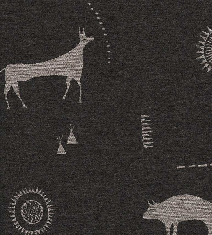 Interior Trends, Tribal | Prairie Fabric by Andrew Martin | Jane Clayton