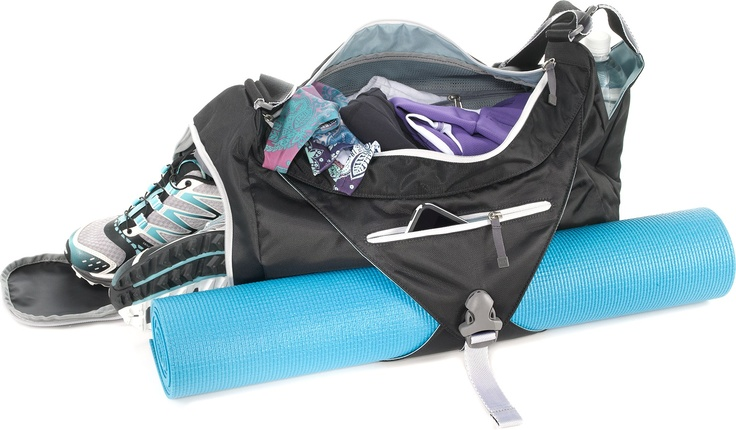 REI Balance Gym Bag - Women's        $59.50  Like the shoe section, and the locker hanging size.