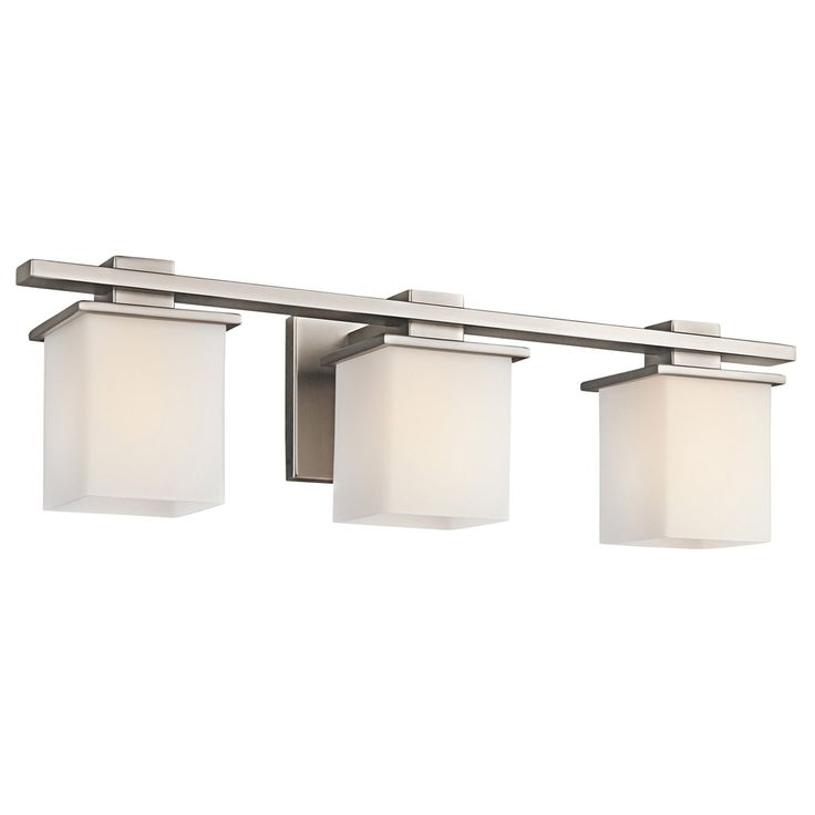 Kichler 45151AP Tully 3 Light 24 inch Antique Pewter Bath Vanity Wall Light508 best Lighting   Fans images on Pinterest   Pendant lighting  . Pewter Bathroom Lighting Fixtures. Home Design Ideas