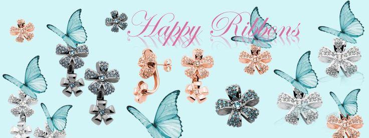 Usez et abusez des bijoux PIERRE LANG avec « Happy Ribbons » !