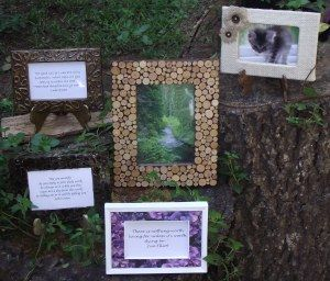 CARDBOARD PICTURE FRAMES | New Life, New Purpose