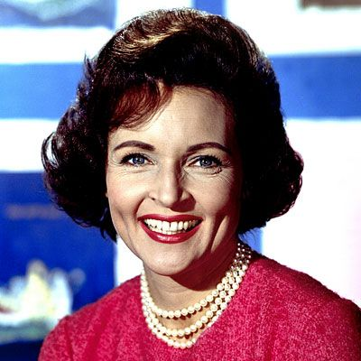 1965 | Betty White | She adopted her signature bouffant and made guest appearances on Password, hosted by husband Allen Ludden.