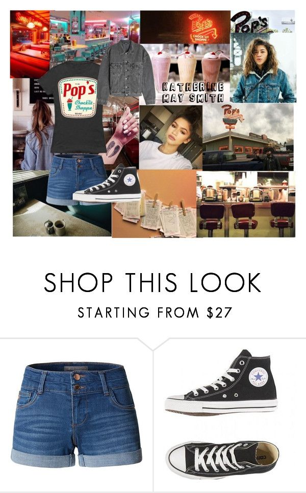 """Set Example#1"" by fandom-doll on Polyvore featuring LE3NO, INC International Concepts, Coleman and Yeezy by Kanye West"