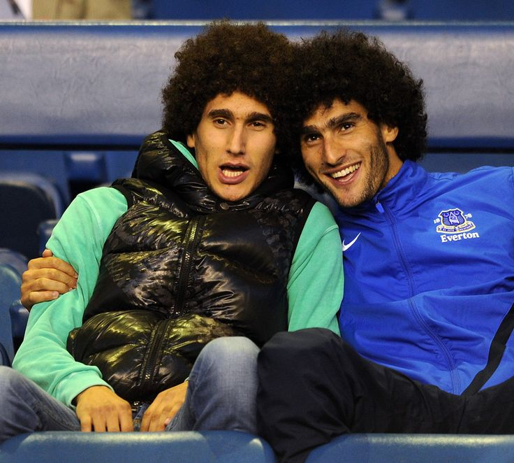 Marouane Fellaini Photos - Everton v Leyton Orient - Capital One Cup Second Round - Zimbio