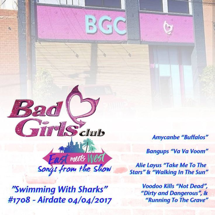 "The Bad Girls Club - Oxygen has our song ""Buffalos"" as #soundtrack in last episode in the series."