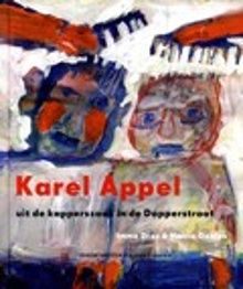 Karel Appel uit de kapperszaak in de Dapperstraat. Karel moet kapper worden, net als zijn vader, maar hij wordt liever kunstschilder. Prentenboek over het leven en werk van beeldend kunstenaar Karel Appel (1921-2006). Met kleurenillustraties in de stijl van de schilder. Vanaf ca. 4 t/m 7 jaar.