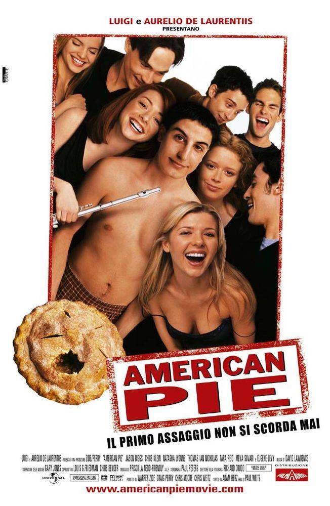 Titolo originale: American pie Durata:109' Anno:1999 Produzione:USA Regia: Paul Weitz Cast: Chris Klein, Thomas Ian Nicholas, Seann William Scott