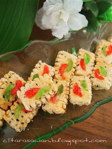 Biskut Casablanca Delight Cookies ~ Resepi Terbaik