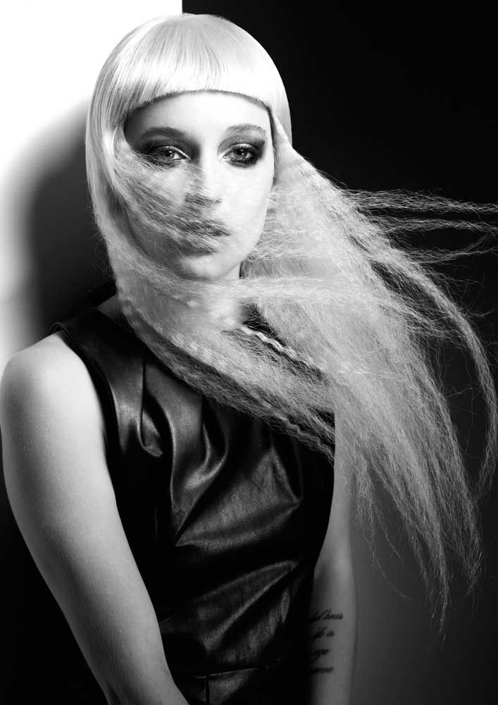 www.esteticamagazine.com | Hair & Styling: Jordan Hone Photo: David Mannah Styling: Lydia-Jane Saunders Makeup: Casey Gore