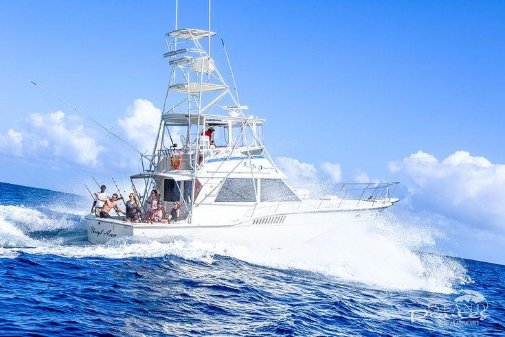Deep Sea Sport Fishing Jamaica