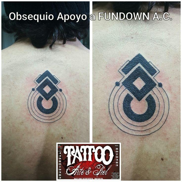 Obsequio apoyo a #fundown  #fundown #forza #sindromededown #apoyo #carrera #tattooarteypiel #tatuajes #artisticos #tattoo #tattooink #tattooist #leviathoth #odhin #isaaccelis #aguascalientes #mexico #neekdnaprotec