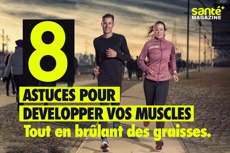 Sport, forme, muscles, graisses, astuces, santé