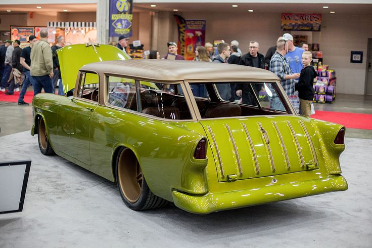 The Detroit Autorama celebrated it's 65th Annual show with a fantastic showing of classic cars, trucks, and hot rods.