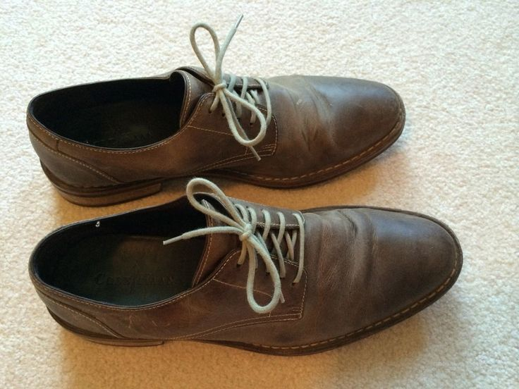 Cole Haan Air Madison Plain Oxford Dark Brown Men's Lace up casual Shoes  Size 12 D - Medium