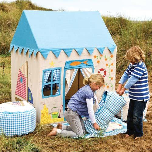 Beach House Playhouse from PoshTots