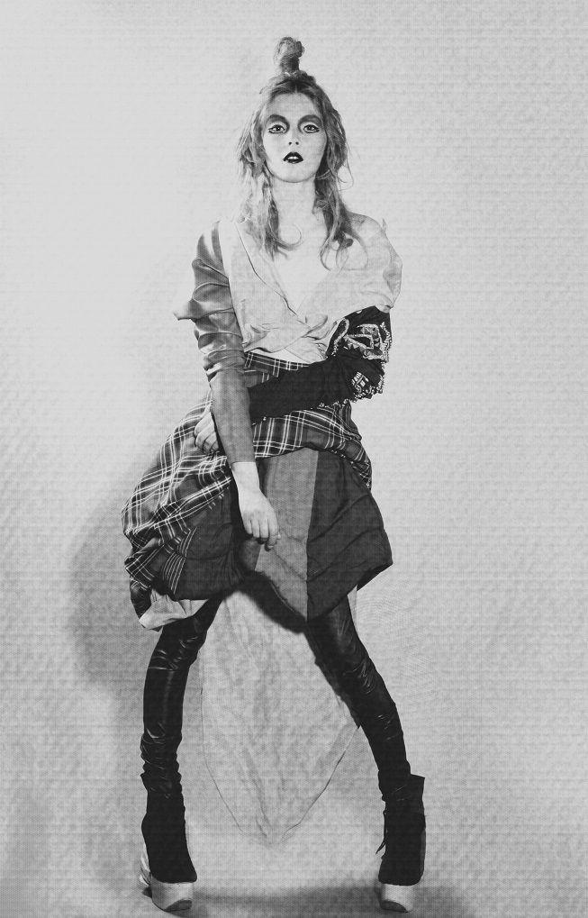 photo - Łukasz Żyłka stylist - Anna Jandura models - Jennifer Dzieło & Magdalena Roman hair - Sylwia Smuniewska make up - Natalia Kietrys & Patrycja Paszkowska