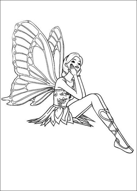 Disney Princess Coloring Pages Tinkerbell : Disney coloring pages tinkerbell spongebob mickey mouse