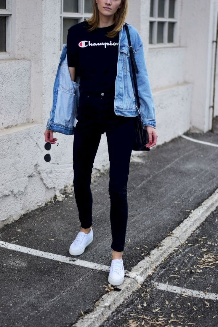 Trendy autumn outfits for the school you need to wear now 10