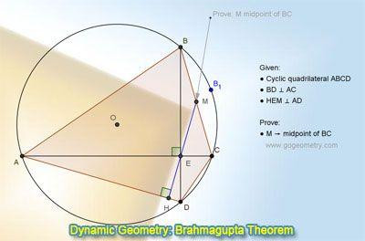 What quadrilateral has perpendicular diagonals?