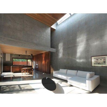Beton architektoniczny - płyty betonu dekoracyjnego