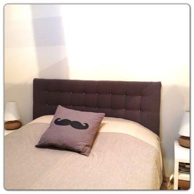 17 meilleures id es propos de t tes de lit fabriquer soi m me sur pinterest t tes de lit. Black Bedroom Furniture Sets. Home Design Ideas