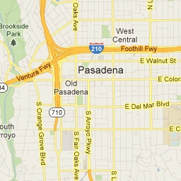 Pasadena Aquatic Center to JPL and Around Rose Bowl - Pasadena Route | LIVESTRONG.COM