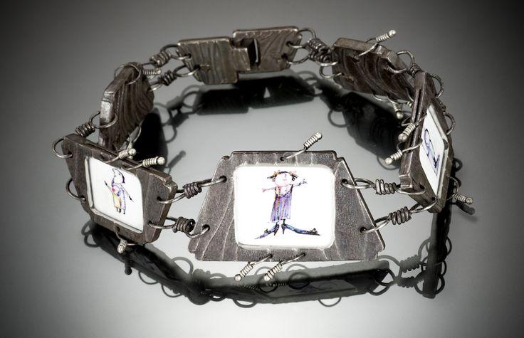 Metal Clay Masters Registry C4 by Kris Kramer Designs