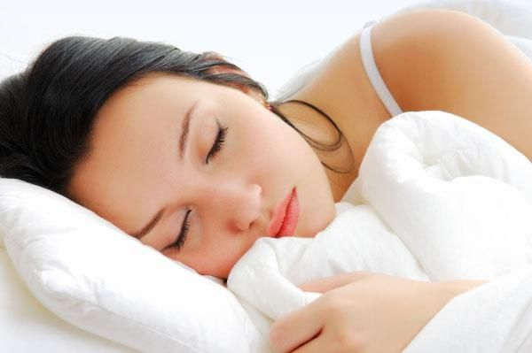 Weight loss tip: Get plenty of sleep - Scientists have found that sleep deprivation affects hormones, increasing levels of hunger hormones, and decreasing levels of satiety hormones. Lack of sleep also plays havoc with your fat cells.